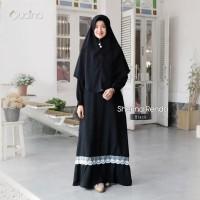 Audina Sherina Renda Gamis Syar'i Original Branded I Dress Pet Busa