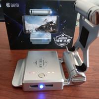 GameSir X1 BattleDock Converter Keyboard Mouse for PUBG,Mobile Legends
