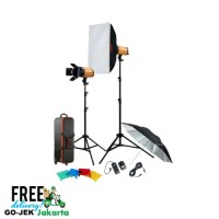 Paket studio GODOX 300SDI-E Lighting Kit