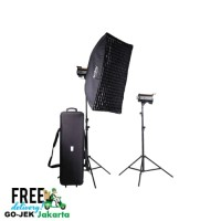 Paket studio GODOX QS300II-E Lighting Kit