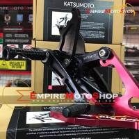 Footstep Katsumoto CBR250RR