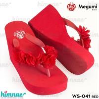 Harga sandal megumi wanita cherry ws | Pembandingharga.com