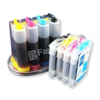 CISS Infus Modifikasi Plus Tinta Printer HP Officejet Pro K550 K500