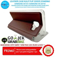 Super Murah Leather Case Samsung A5 2016 Case Kulit Hp Terbaru