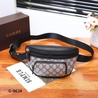 f326f1131387 Tas GUCCI GG Supreme Monogram Belt Bag G-962# |Tas Branded |Tas