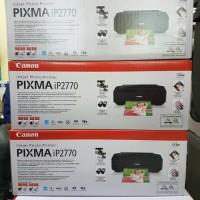 NEW Product Printer Canon IP2770 + Infus Berkualitas