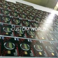 NEW Product CUSTOM KARTU E MONEY MANDIRI CETAK 1 SISI 40RB Berkualitas