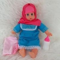 Harga promo hot boneka hijab mengaji nabila anisa jilbab boneka | Pembandingharga.com