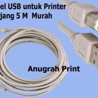 kabel usb untuk printer ke Komputer Murah Dan Panjang Berkualitas