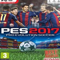 Hot! CD PC dan Laptop Gaming | [SPBU] PES 2017 PC + UPDATE PATCH