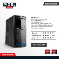 [KOMPUTER MURAH] Paket AMD A6-7400 / RAM 4GB / VGA Radeon R5 2GB