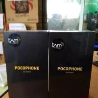 HP Xiaomi Pocophone F1 Ram 6 GB ROM 128 GB Garansi resmi TAM - Hitam