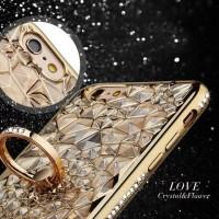 Casing Hp Case Oppo Vivo V5 V5s Lite Y53 Y55 Y55s Plus Love Crystal