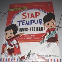 Buku Siap Tempur Habis-Habisan Ujian SD Masuk SMP