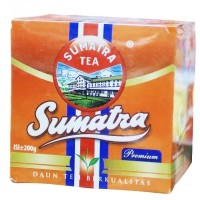 Teh Sumatra Daun Teh Berkualitas Sumatra Tea Premium 200 Gram