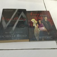 Vampire academy ultimate guide + graphic novel