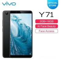 HP VIVO Y71 Ram 2GB Rom 16GB resmi Y 71 2/16 2 gb alternat oppo a71