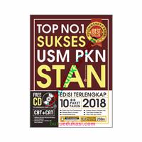 TOP NO. 1 SUKSES USM PKN STAN