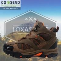 PROMO Sepatu Gunung - Sepatu SNTA 481 - Sepatu Outdoor/Hiking - Gosend
