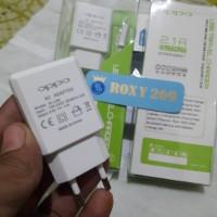 Harga carger charger hp oppo cas casan handphone oppo semua tipe | antitipu.com