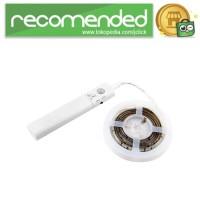 Lampu LED Strip dengan Sensor Gerak 1M - Warm White