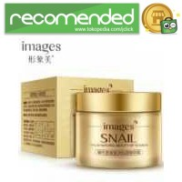 Images Serum Krim Wajah Snail Anti Aging 120g - Gold