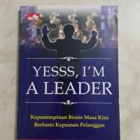 BUKU MOTIVATOR: YESSS, I'M A LEADER