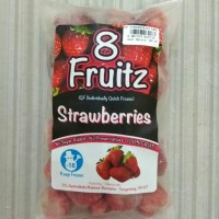 IQF (Individually Quick Frozen) Strawberry/strawberries 1 kg