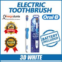 Oral-B 3D White Sikat Gigi Elektrik ORIGINAL USA