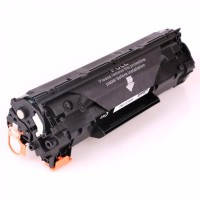 TERBARU Replacement Printer Toner Cartridge HP 88A CC388E Black Face