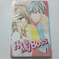 Komik He is My Boss 1 - segel