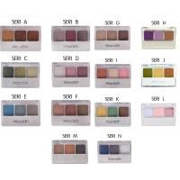 Wardah Eyeshadow Series (#Seri G)