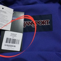 Original Jansport Superbreak Tas Ransel Sekolah Kuliah not Eiger Polo