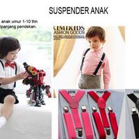 Suspender Anak Modis 1-10 Tahun ( Pakaian Anak Bayi Gaul )
