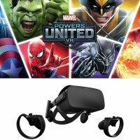 Oculus Rift + Oculus Touch Virtual Reality System
