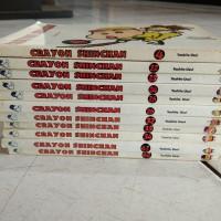 Komik Crayon Shinchan (11 jilid + bonus)