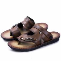 Harga 2018 sandal pantai luar pria baru flip flops sandal pakai pakai | Hargalu.com
