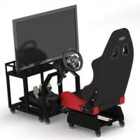Harga pro racing gaming seat game chair logitech g29 kursi komputer pc | Pembandingharga.com