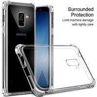Anti Crack Soft Case Bumper Samsung Galaxy J2 Pro J4 J6 J8 2018