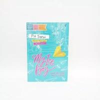 Buku Novel My Ice Boy - Pit Saansi
