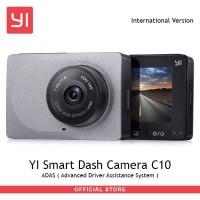 Yi Smart Dash Cam 1080p International Version 1080p Wide Lens