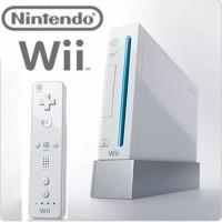 Jual NINTENDO WII + 2 LEMOTE + 2 NUNCAK + HDD 500GB FULL GAMES 270GAMES Murah