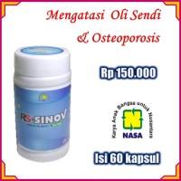 Terlaris RS SINOV Herbal Oli Sendi dan Osteoporosis