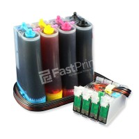 CISS Infus Modifikasi Plus Tinta Printer Epson T11 T13 T13X T20E T40W