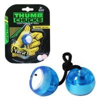 Promo [Mainan Anak] THUMB CHUCKS FIDGET YOYO LAMPU LED - 678- Murah