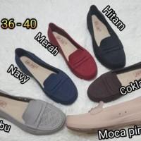 terbaru jelly shoes bara bara sepatu wanita flat shoes barabara 689 a4