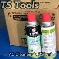 jual WD40 AC Cleaner 331ML 3 IN ONE untuk AC Mobil & Rumah WD 40 333ML