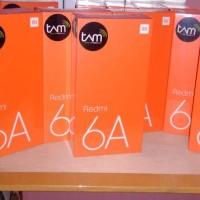 handphone - hp XIAOMI REDMI 6A 2/16