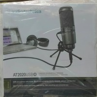 Sale Audio Technica At2020 Usb+ Microphone