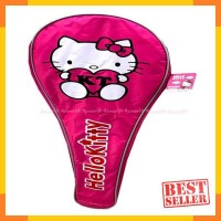 Nice - Raket Tenis | Racket Set Hello Kitty Raket Badminton Untuk Anak